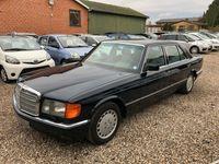 brugt Mercedes 560 SEL