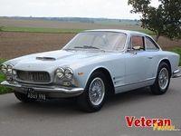 brugt Maserati Sebring Maserati Sebring