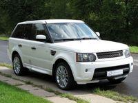 brugt Land Rover Range Rover Sport 3,0 TDV6 HSE aut. Van