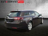brugt Opel Insignia 2,0 CDTi 140 Cosmo ST eco