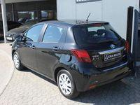gebraucht Toyota Yaris Hybrid 1,5 B/EL Hybrid E-CVT 100HK 5d