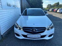 brugt Mercedes E350 0 BlueTEC Avantgarde aut.