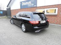 brugt Mercedes C220 2,0 d 9G-TRONIC Avantgarde 194HK st.car aut