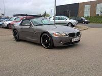 usata BMW Z4 3,0 UOPLYST 231HK 2d