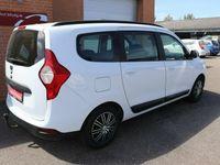 brugt Dacia Lodgy 1,5 dCi 90 Laureate 7prs