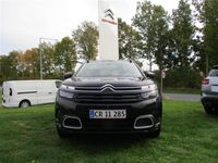 brugt Citroën C5 Aircross 1,5 Blue HDi Sportline EAT8 start/stop 130HK 5d 8g Aut.