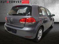 brugt VW Golf VI 1,6 TDi 105 Trendline
