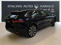 brugt Jaguar F-Pace 3,0 V6 Prestige AWD 300HK 5d 8g Aut.
