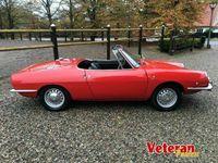 brugt Fiat 850 Sport Spider Cabriolet