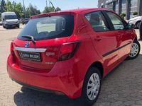 brugt Toyota Yaris Hybrid 1,5 Hybrid Safety Sense E-CVT 100HK 5d