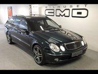 brugt Mercedes E320 3,2 CDi Avantgarde st.car aut. 5d