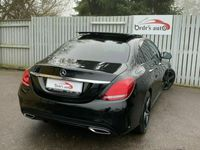 brugt Mercedes C250 d 2,2 AMG Line aut.