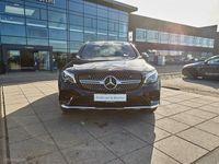 brugt Mercedes GLC220 Coupe 2,1 D 4-Matic 9G-Tronic 170HK 5d 9g Aut.