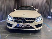 brugt Mercedes C400 AMG Cabriolet aut. 4-M