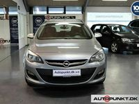 brugt Opel Astra 4 100 Limited ST