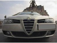 "brugt Alfa Romeo 156 2,0 JTS ""lusso"""