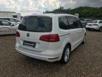 brugt VW Sharan 2,0 BlueMotion TDI DPF Comfortline DSG 170HK 6g Aut.