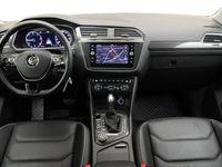 brugt VW Tiguan 2,0 TDi 190 Highline DSG 4M