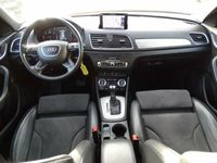 gebraucht Audi Q3 2,0 TDi 177 quattro S-tr.