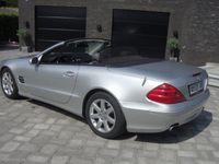 brugt Mercedes SL500 5,0 306HK Cabr. Aut.