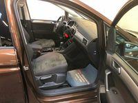 brugt VW Touran 2,0 TDi 150 Highline DSG 7prs