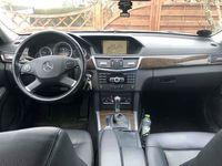 brugt Mercedes E200 2 200T CDI BE AUT.