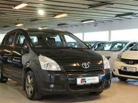 brugt Toyota Corolla Verso 7 pers. 1,8 Linea Sol 129HK