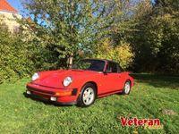 brugt Porsche 911 Targa 2,7L