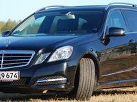 brugt Mercedes E220 2.2 CDi BE Avantgarde