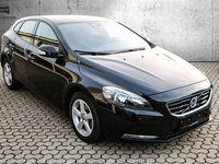 brugt Volvo V40 1,6 D2 DRIVe-E Kinetic 115HK Stc 6g - Personbil - Sortmetal