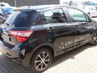 brugt Toyota Yaris 1,5 Hybrid H3 Smartpakke E-CVT 100HK 5d