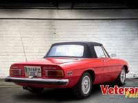 brugt Alfa Romeo Spider 2,0