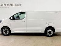 brugt Citroën Jumpy L3 2,0 Blue HDi Masterline 122HK Van 6g