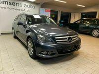 brugt Mercedes C220 2,2 CDi Avantgarde stc. BE