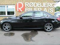 brugt Mercedes C200 d 1,6 AMG Line