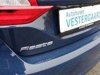 brugt Ford Fiesta 1,5 TDCi Trend Start/Stop 85HK 5d 6g
