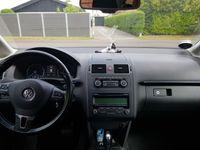 brugt VW Touran 1.4 140 HK Highline DSG 7 pers