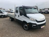 brugt Iveco Daily 3,0 35C17 Db.Cab m/lad