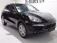 brugt Porsche Cayenne S E-Hybrid 3,0 Tiptr.