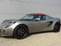 brugt Lotus Elise 1,8 VHPD 192HK Cabr.