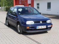 brugt VW Golf III 1.4 CL 5g 5d