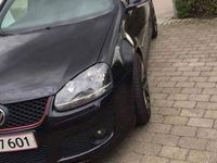 brugt VW Golf V 2,0 2.0 turbo GTI Black edition