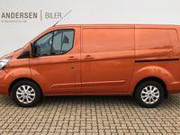 brugt Ford Custom Transit340 L1H1 2,0 TDCi Limited 170HK Van 6g
