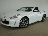second-hand Nissan 370Z 3,7 V6 Pack 328HK Cabr. 7g Aut.