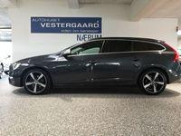 brugt Volvo V60 2,0 D3 R-design Aut 150HK Stc