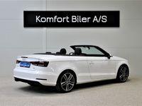 brugt Audi A3 Cabriolet TDi 150 Ambition 2,0
