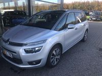 brugt Citroën Grand C4 Picasso 2,0 Blue HDi Exclusive EAT6 start/stop 150HK Van 6g Aut.