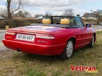 brugt Alfa Romeo Spider S4