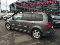 brugt VW Touran 2,0 TDi 170 Highline DSG 7prs