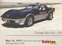 brugt Chevrolet Corvette Indy Pace Car